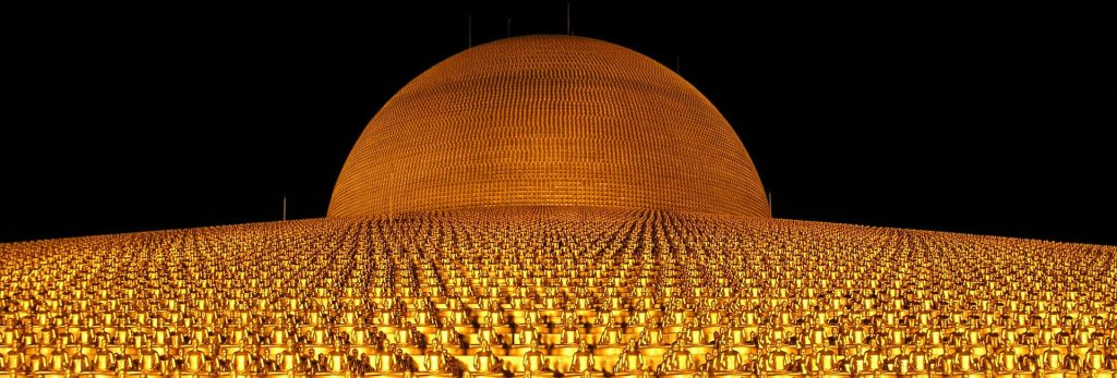 Dhammakaya million Budhas
