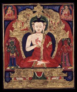 Βαιροτσάνα (ο Βούδας του Κέντρου)