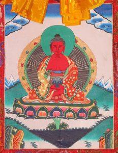 Αμιτάμπα (ο Βούδας της Δύσης)