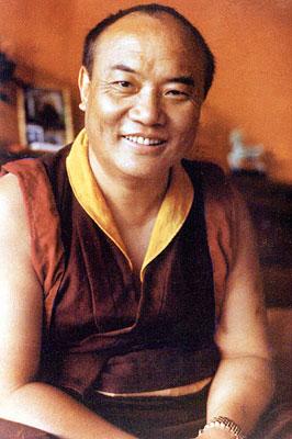 Rangjung Rigpe Dorje, o 16ος Karmapa