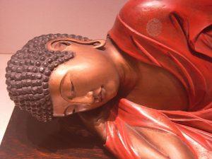 Βούδας θνήσκων