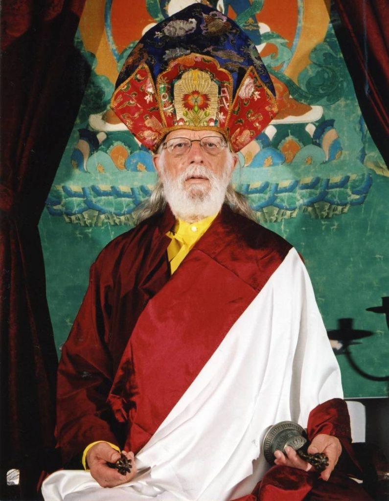 Khenpo Kunzang Trinley Dorje Tsal